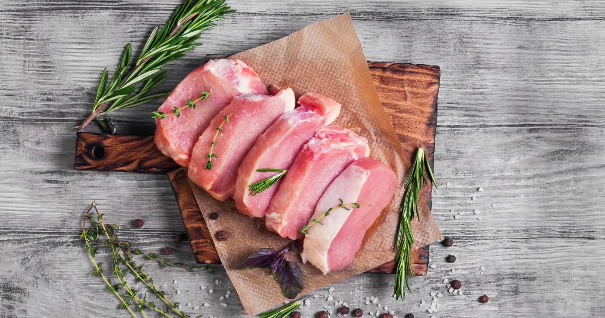 beneficios de consumir carne de cerdo