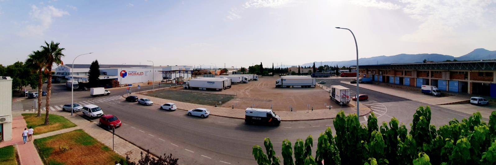 parking camiones mercamurcia