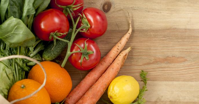 comer 5 verduras al dia