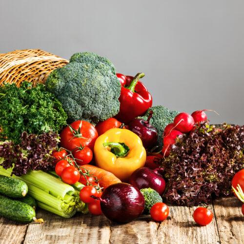 ¿Cómo incluir mas verduras en mi dieta?