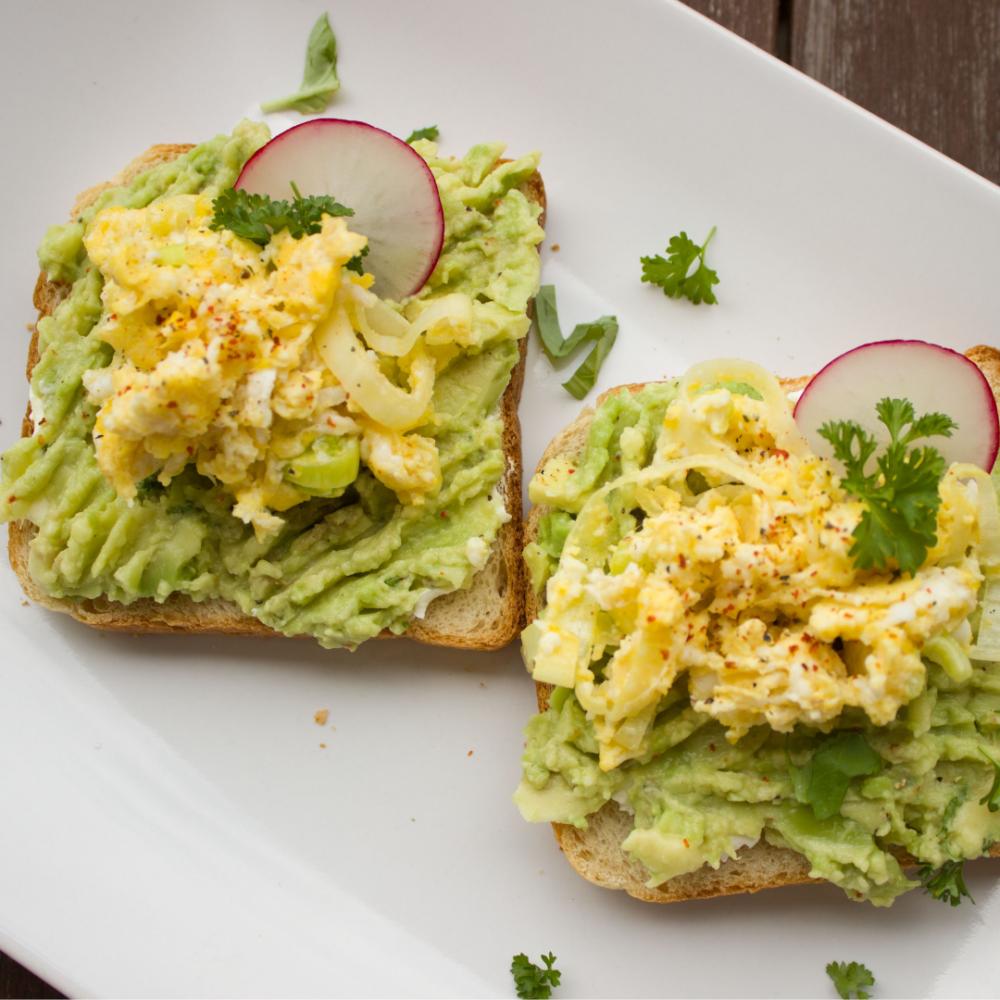 5 desayunos saludables y faciles para la semana
